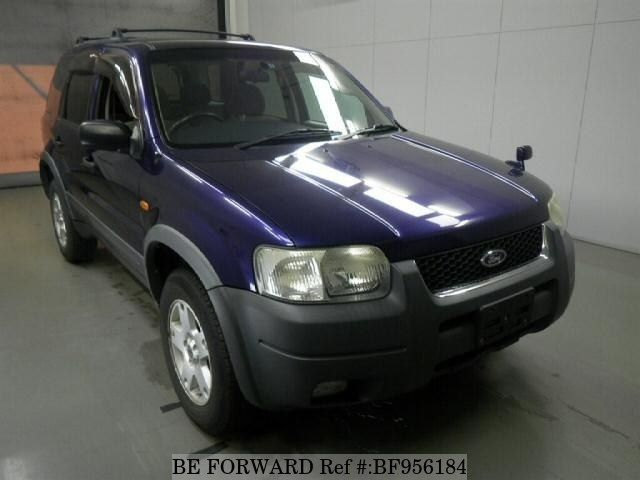 Be Forward 2005 Ford Escape Ford Escape Ford Japanese Used Cars
