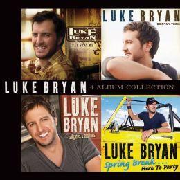 Luke bryan book | Album Collection by Capitol Nashville, Luke Bryan | 44003614611 | CD ...