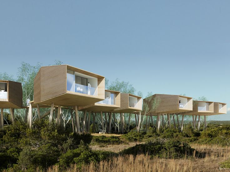 Hotel & Residential complex at Alaior by Colboc Franzen & Associés 2013