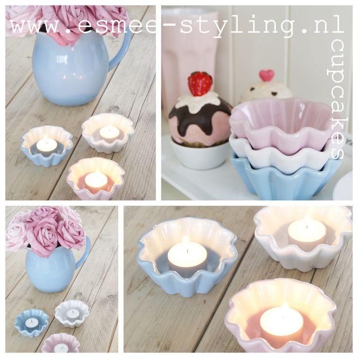 Ib Laursen cupcakebowls by www.esmee-styling.nl