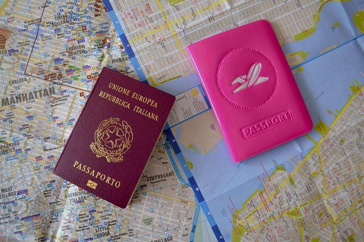 OME ORGANIZZARE UN VIAGGIO A NEW YORK - MOVE4WARD TRAVEL BLOG #newyork #comeorganizzare #nyc #passaporto #passport