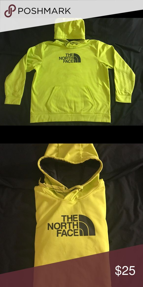 Like new The Northface Hooded Sweatshirt. Like new men's The Northface Sweat Hoodie. Discoloration/blemishes aka spots that are not very bad or noticeable unless you look for them. The North Face Shirts Sweatshirts & Hoodies