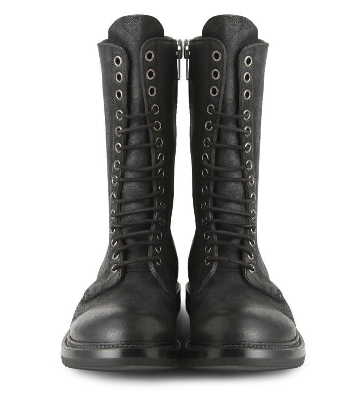 Армейские ботинки-13