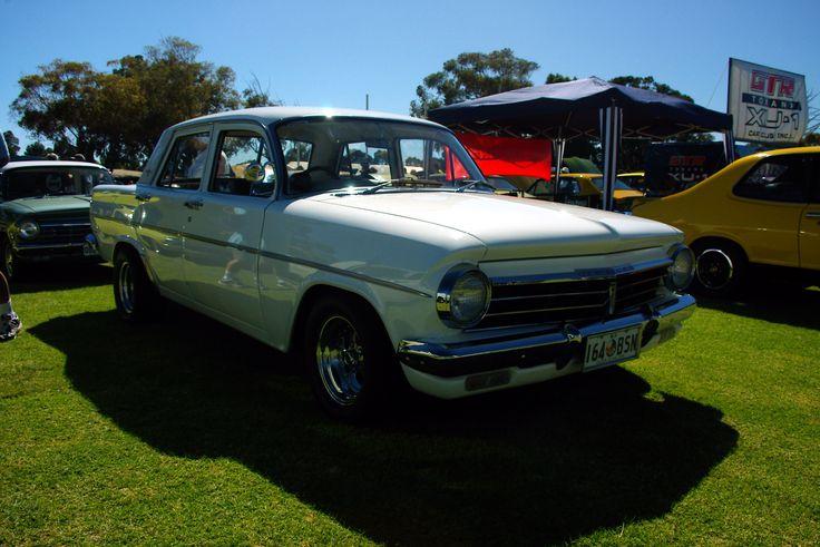 Holden EH sedan