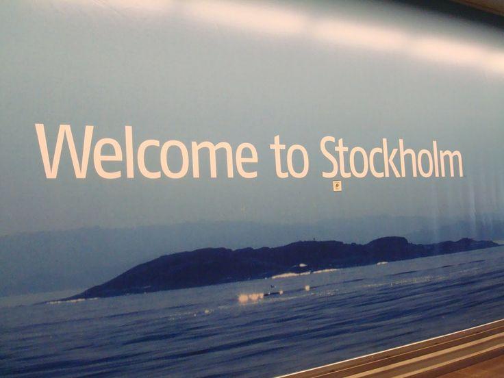 Stockholm-Arlanda Airport: Sweden.