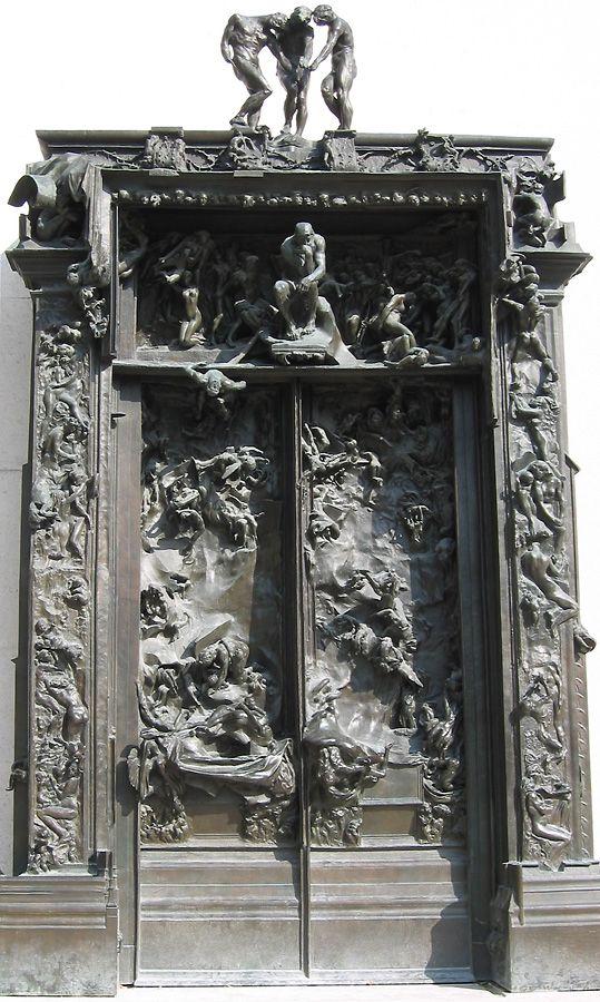 Огюст Роден,Врата Ада,25603_original.jpg (539×900)
