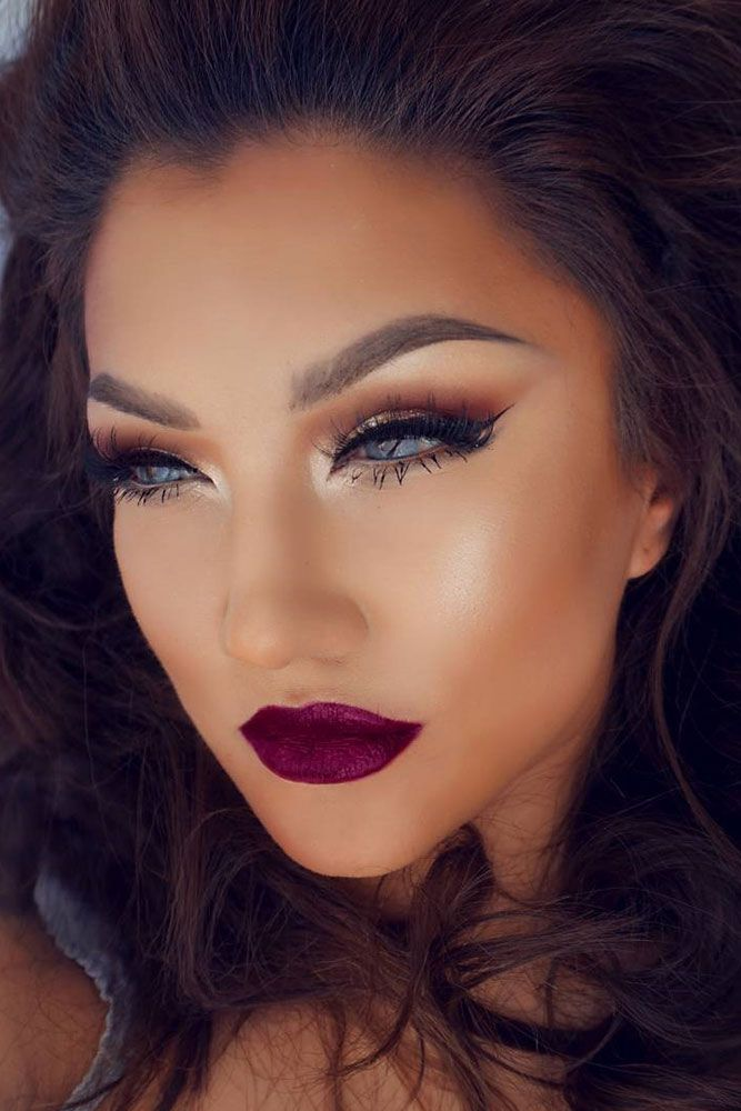 17 Best Ideas About Winter Makeup On Pinterest