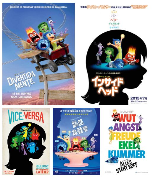 Disney•Pixar's Inside Out Around the World
