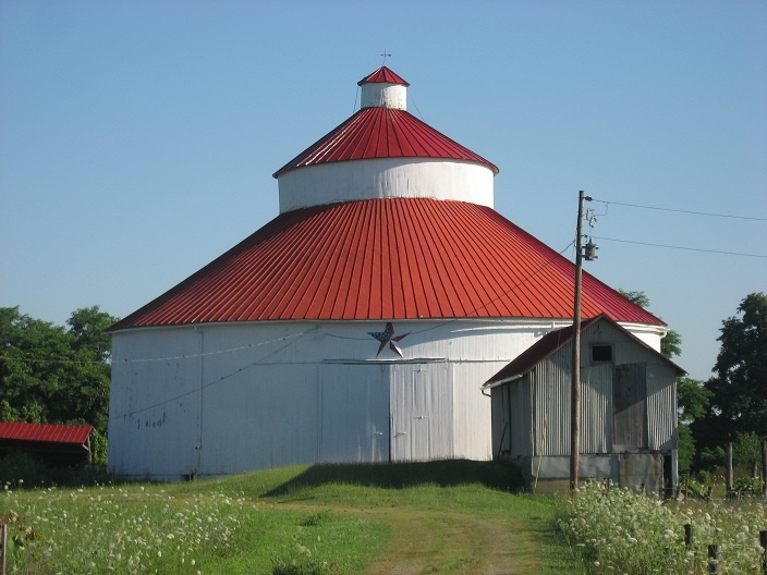 Elegant Red Roof