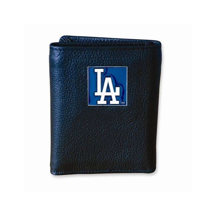 MLB Dodgers Tri-fold Wallet - Embossing Personalized Gift Item