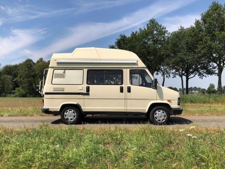 Citroen C25 Wohnmobil