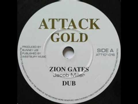"Jacob Miller Zion Gates 10"" Ext. Cut ~ Dubwise Selecta Wicked Dub Reggae - YouTube"