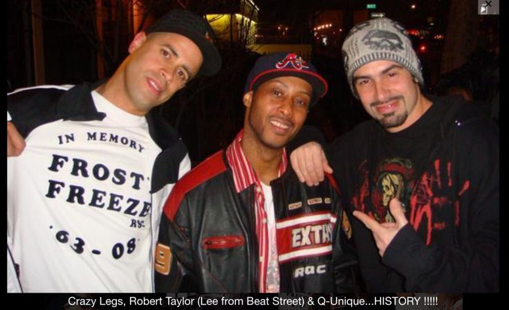 Bboy Crazy Legs Robert Taylor Aka Quot Lee Quot From The Movie