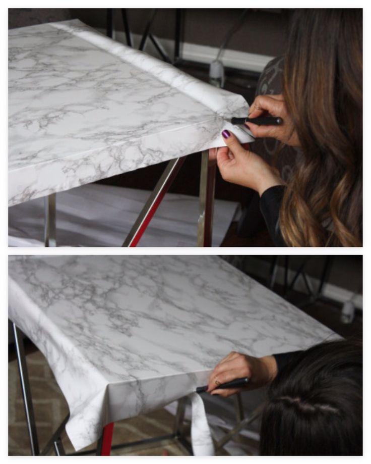 13 best Make-over marmer marble deco folie images on Pinterest