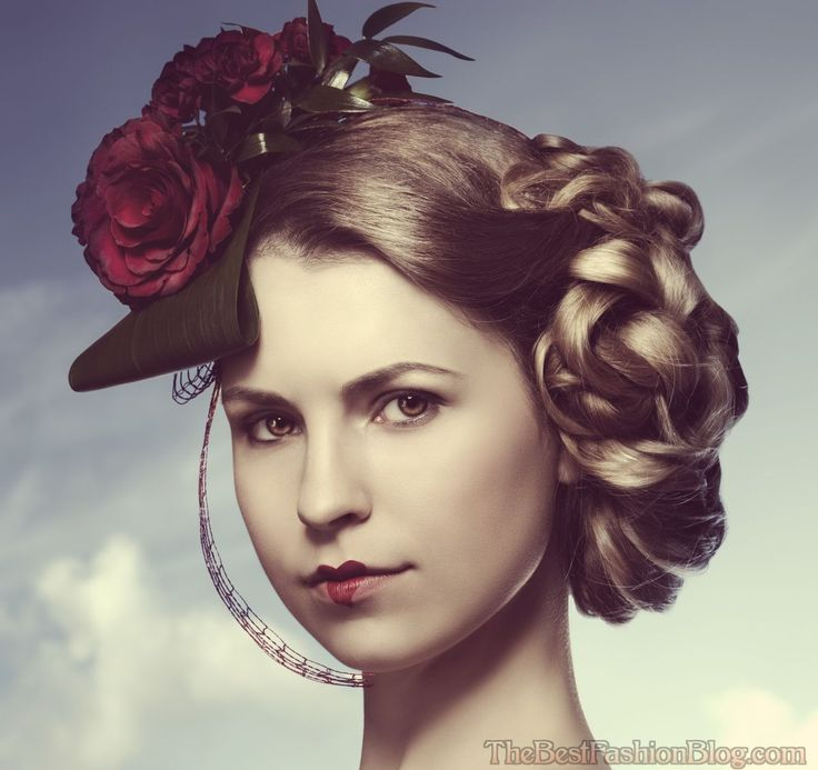 short steampunk hairstyles - Google Search                                                                                                                                                      More