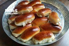Sütlü Pamuk Ekmekcikler (Milchbrötchen Original) Tarifi