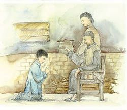 """The Chinese emphasized filial piety.  Image Source: """"Sgpolitics.net."""" Can Filial Piety Be Legislated? N.p., n.d. Web. 03 May 2016. <http://www.sgpolitics.net/?p=3529>."""