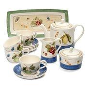 Sarah's garden tea set