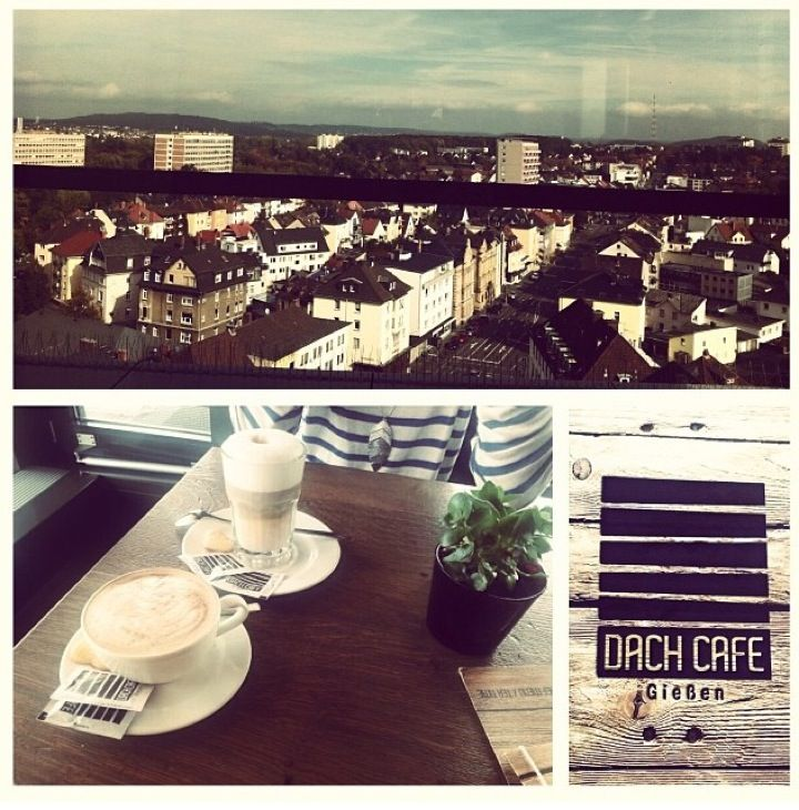 Dach Café Gießen in Gießen, Hessen