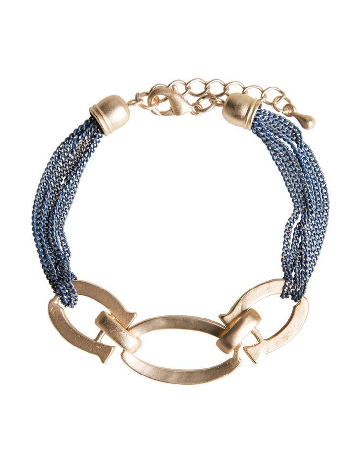 Trio Link Bracelet