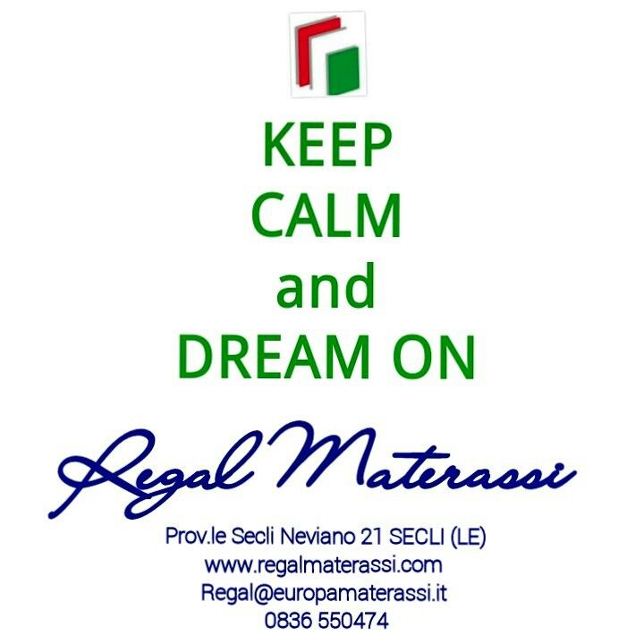 Dream on..