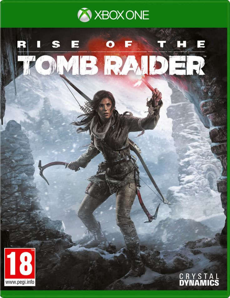 Buy Rise of the Tomb Raider here at Zavvi. We have great prices on games…