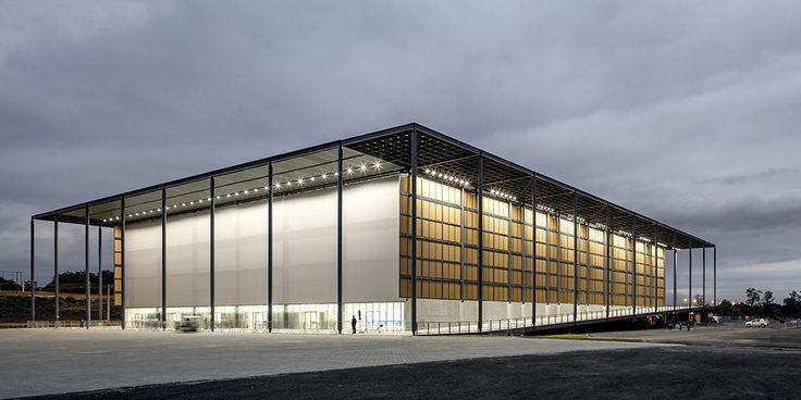 Gallery of Youth Arena / Vigliecca & Associados - 1
