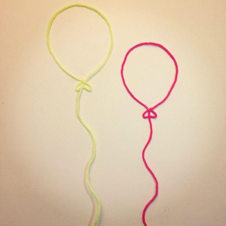 Ballon Tricotin