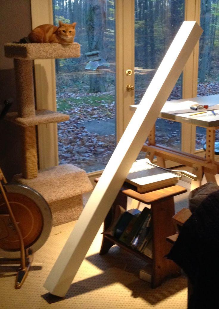 Scribbling With Spirit: DIY Peace Pole for Garden Art