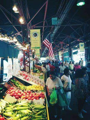 Eat Fresh 10 St Louis Metro Area Farmers Markets Relish July