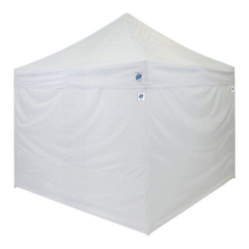EZ-Up Sidewall Kit for Pyramid II Canopy - Set of 4 Sidewalls in White by E-Z UP. $159.99. 4 quick-attachment loop straps included. Complete sidewall kit for EZ-Up Pyramid II canopy. All sides zip together for a secure, tight fit. Includes 4 sidewalls - 3 standard and 1 front zip. Durable, weather-resistant polyethylene fabric. Turn your EZ-UP canopy into a amazing indoors-outdoors space with EZ-Up Sidewall Kit for Pyramid II Canopy - Set of 4 Sidewalls in White. Compatible ...