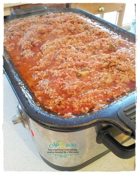 BOLOGNESE SAUCE – Large Family Sized