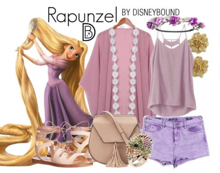 Disney Bound - Repunzel