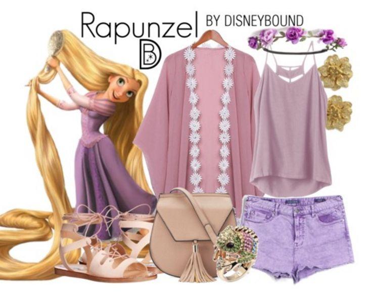 Disney Bound - Repunzel