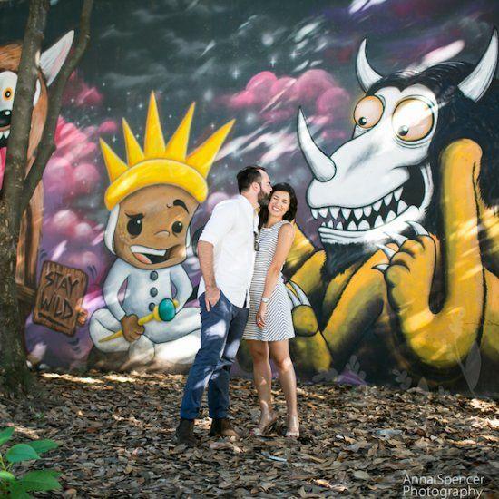Atlanta art mural engagement
