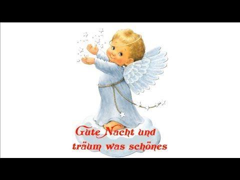 Ein Engel schenkt dir eine Hand voll Sterneund wünscht dir eine gute Nacht und süße Träume - YouTube
