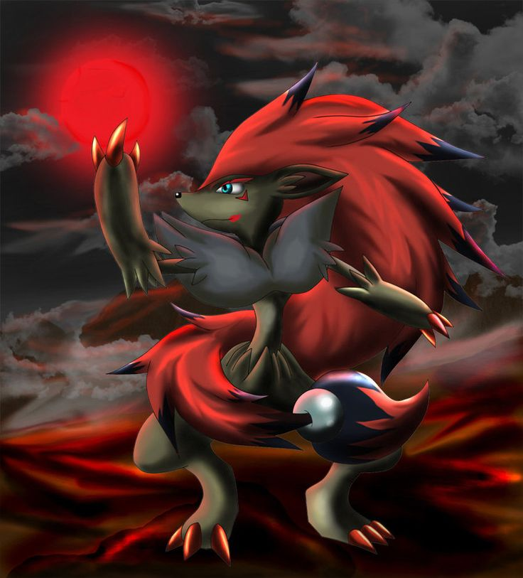 dragon type zorua and - photo #18