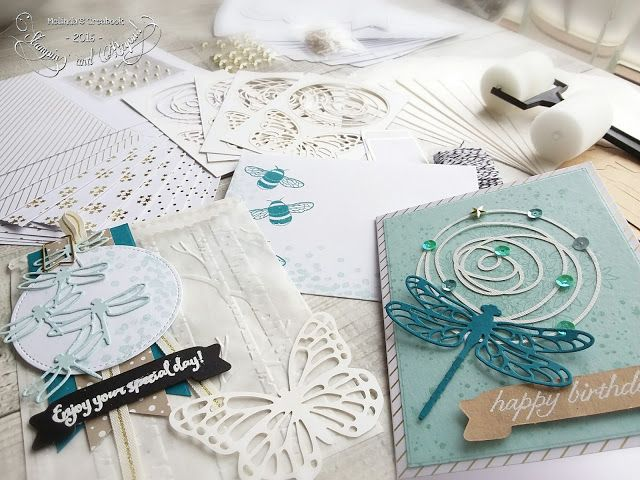 Stampin & Beyond: You're so Lovely, project kit