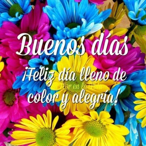Buenos Dias  http://enviarpostales.net/imagenes/buenos-dias-1079/ Saludos de Buenos Días Mensaje Positivo Buenos Días Para Ti Buenos Dias