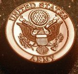 US+Army+soldier++birthday+retirement+wedding+by+CarolinaCarla,+$11.99