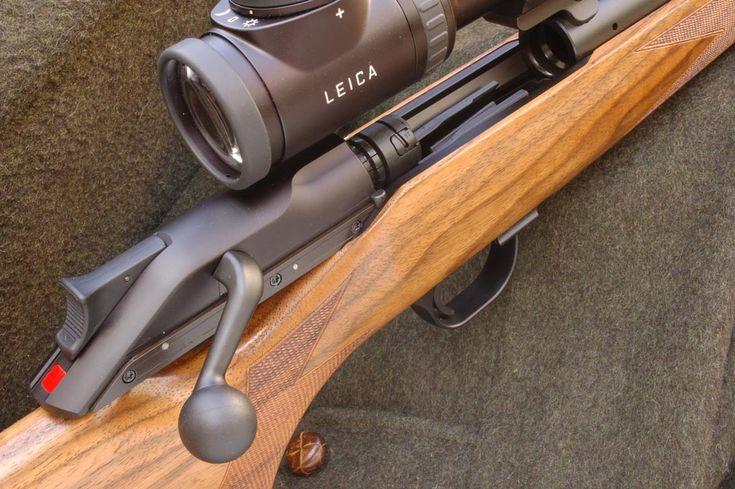 Blaser R8 in 6 XC Norma e Leica Magnus 1,8-12×50