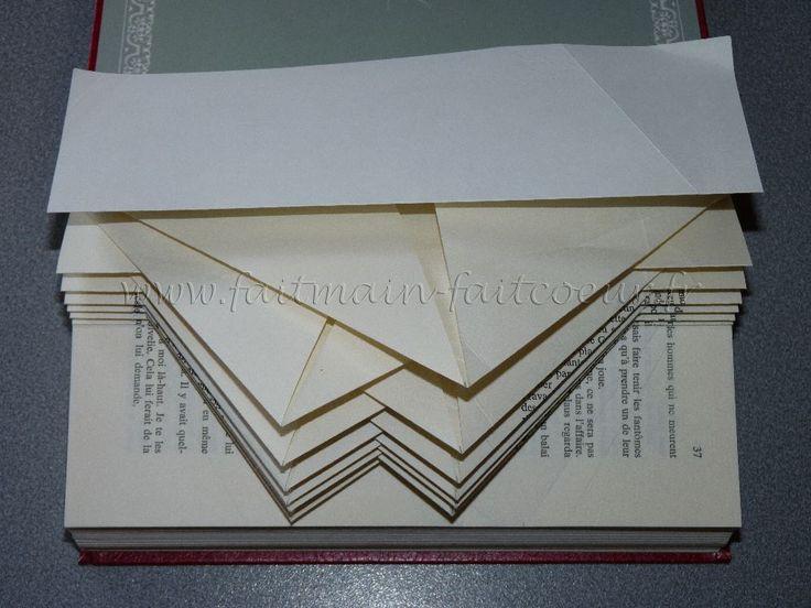 Tuto Geometrisk Origami Paper 1.7