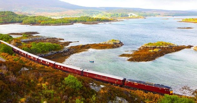 The Royal Scotsman in Luxury Train - Tour Package Deals | Luxury Link