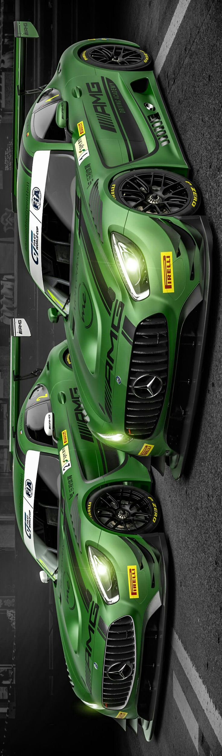 2017 Mercedes-AMG GT3 by Levon