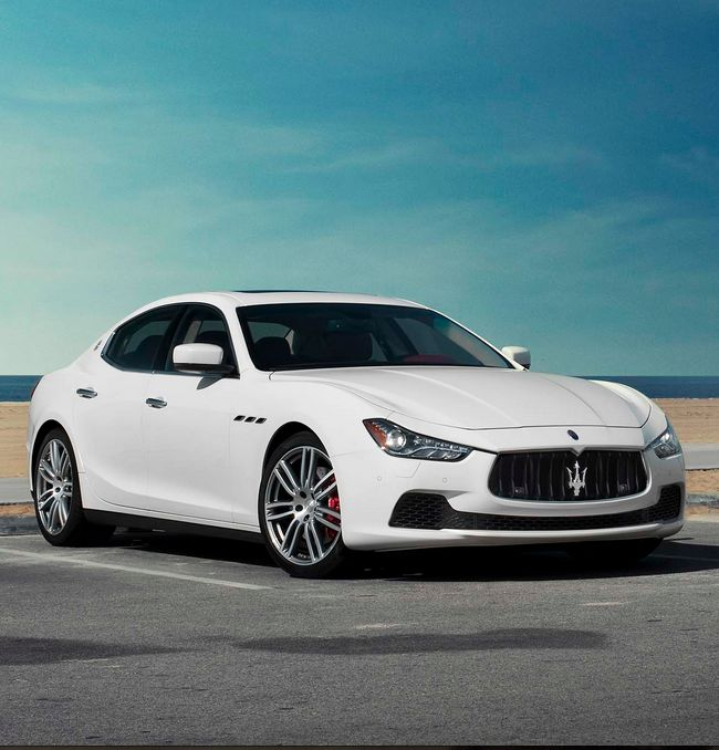 '5 Future Collectible Cars You Should Buy NOW' Interested? Discover your future goldmine here... #Maserati #Ghibli