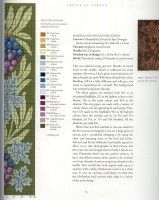 "Gallery.ru / tymannost - Альбом ""William Morris Needlepoint (Beth Russell)"""