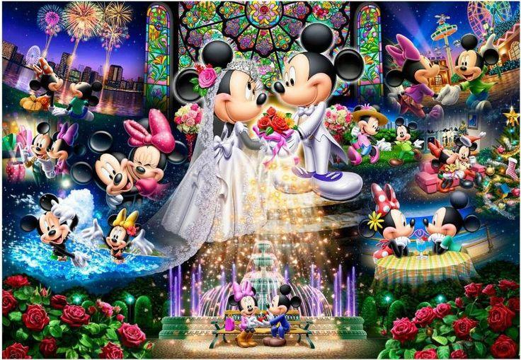 ♥ Mickey & Minnie Wedding ♥