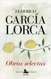 """""""Obras selectas"""", de Federico García Lorca"""