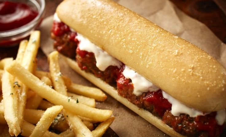 Olive Garden will use breadsticks to create chicken parmigiana and meatball sandwiches starting June 1. They will be available only on the restaurant's lunch menu.