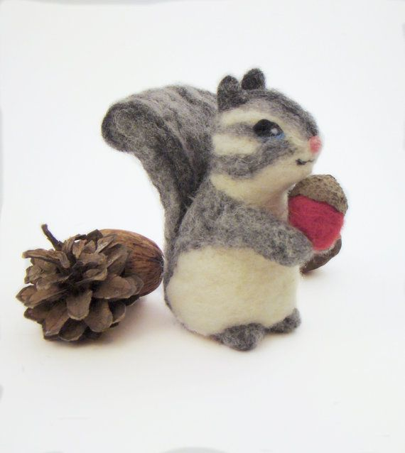 60 Best Images About Woodland Creatures Christmas On
